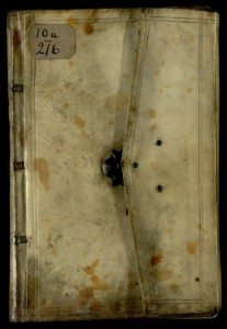 19th c. MS Apothecary Book, 10a 216.
