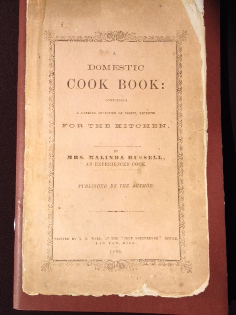 Image result for malinda russell cookbook