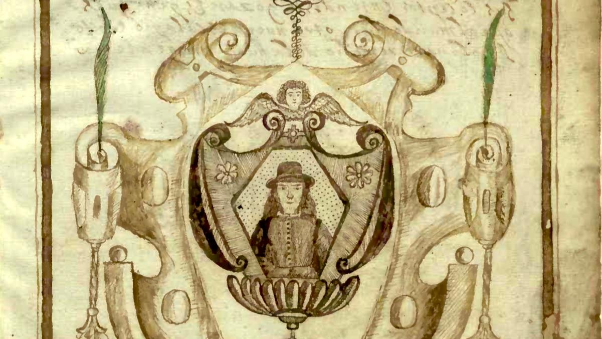 Credit: Biblioteca Nacional de Portugal, BNP 2259, Pharmaca de Jozeph Coelho (1668), fol. 1r.