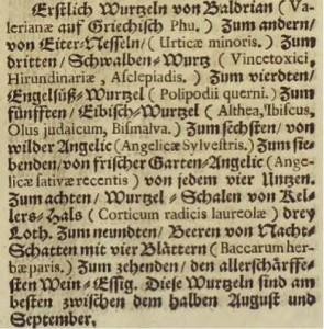 J .B. van Helmont, Aufgang der Artzney-Kunst, translated by Chr. Knorr von Rosenroth, Sulzbach 1683, p. 658