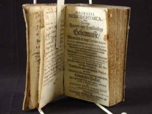 Johann Hiskia Cardilucius, Magnalia Medico-Chymica oder Die höchste Artzney- und Feurkünstige Geheimnisse..., Nürnberg: Endters 1676
