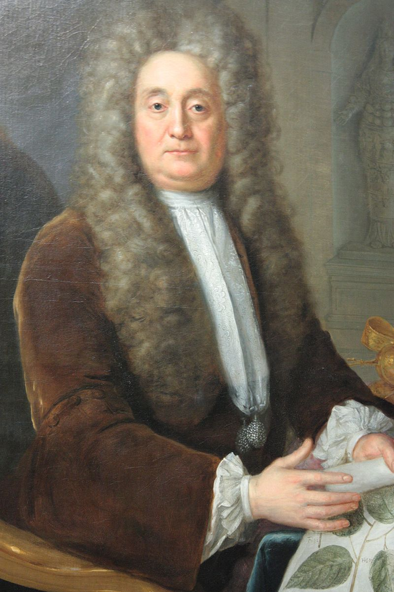Hans Sloane by Stephen Slaughter, 1736, National Portrait Gallery, London. Image courtesy of Wikimedia Commons.