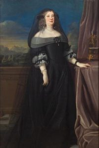 Anna de Medici, by Giovanni Maria Morandi