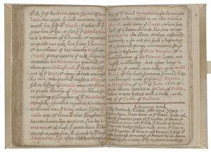 Folger X.d.393, f. 34r (Folger Shakespeare Library).