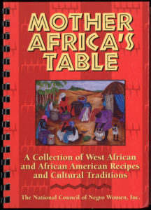 Mother Africa's Table, 1999. Image courtesy of Lupton Collection, University of Alabama Libraries