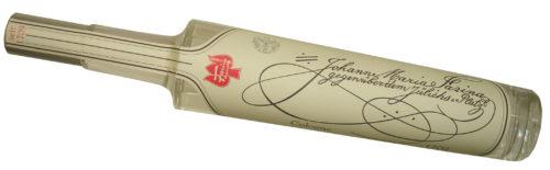 Fig. 1: Bottle of Johann Maria Farina's Eau de Cologne. Public domain image courtesy of WikiMedia Commons.