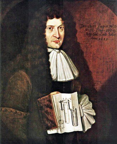 Denis Pepin, courtesy of Wikimedia Commons.
