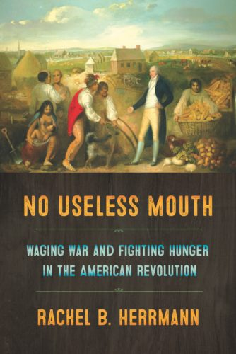 Fig. 1. Rachel Herrmann, No Useless Mouth, courtesy of Cornell University Press